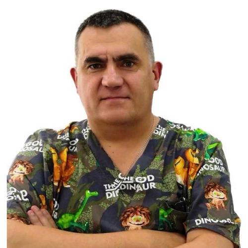 Якубовский Сергей Леонидович