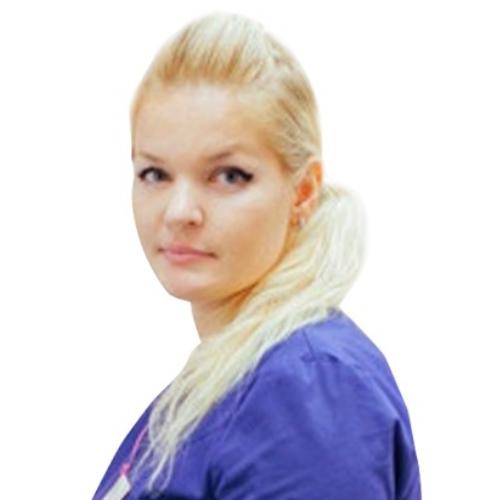 Крючкова Мария Юрьевна