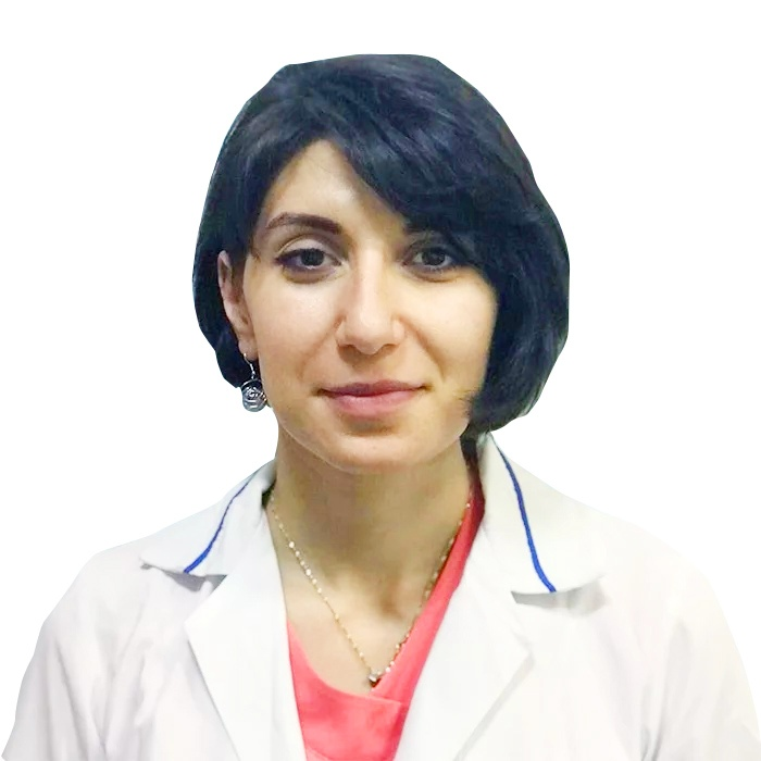Арутюнян Ани Гегамовна