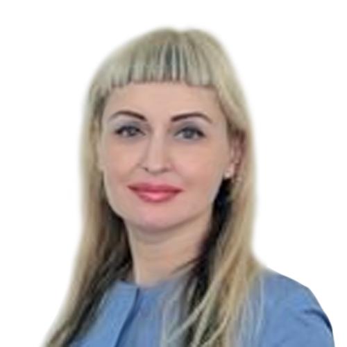 Суворова-Бородина Виктория Альбертовна
